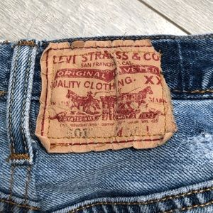 Levi's Jeans - Vintage light wash Levi's